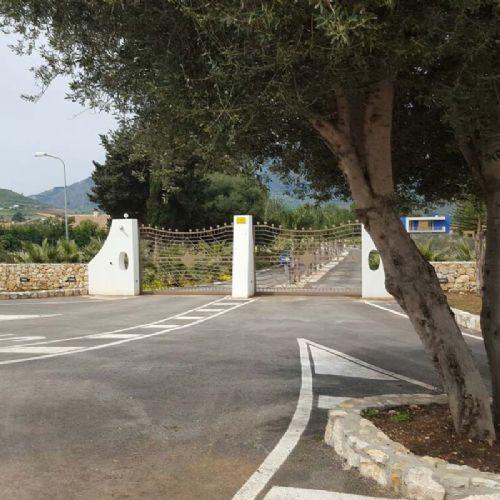 Borgo Aranci - Ingresso principale