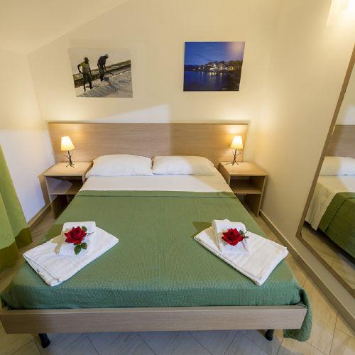 Borgo Aranci Camera da letto